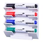 Magnetic holder for 4 markers