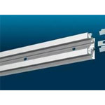 Wall rail set for Legaline PROFESSIONAL