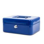 Cash box - blue