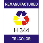 Labels HP 344