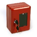 Secure evacuation key cabinet (3 keys)