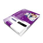 Photo paper for inkjet printers, matt