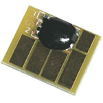 Replacement chip HP 88XL - Can be used only once.