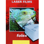 Film for color laser printers - BG-72 WO (125 mic.) A4 x 50pcs. (Folex)