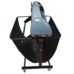 Stand for cutting plotters GCC Expert 24LX / Puma (with bin)
