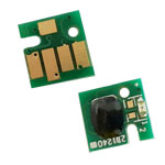 Replacement (can be used only once) chip Canon PGI-35