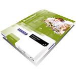 Photo paper for inkjet printers