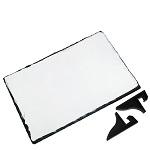 Rock slate for sublimation - rectangular