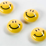 Spherical magnets - happy face smile