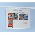 Whiteboard for Legaline PROFESSIONAL 120 x 90 cm (Legamaster Brand)