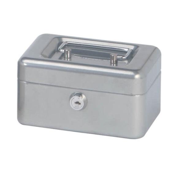 Cash box - silver