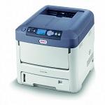 OKI Pro 7411 WT printer