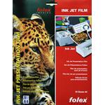 Polyester film for inkjet printers BG 32.5 Plus