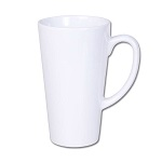 Latte mug big for sublimation
