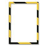 Magnetic document holders - 5 pcs