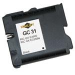 Gel cartridge for sublimation Ricoh GC31 Compatible