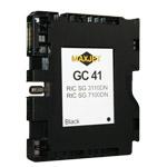 Gel cartridge Black for sublimation for Ricoh Aficio SG 3110DN