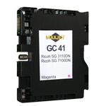 Gel cartridge for sublimation for Ricoh Aficio SG 3110DN