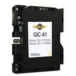 Gel cartridge for sublimation for Ricoh Aficio SG 7100DN