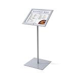 Outdoor menu stand (2 x A4 size)