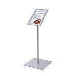 Outdoor menu stand with LED (A4 size)