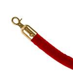 Velour cord