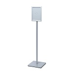 Double sided poster stand (A4 size)