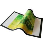 Bar mat for sublimation overprint
