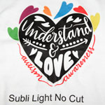 Subli Light No Cut - sublimation paper for cotton