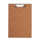 Clipboard cork