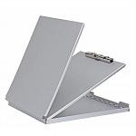 Aluminium clipboard MAULcase with strorage box