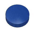 Round magnet 38 mm - 2 pcs blue