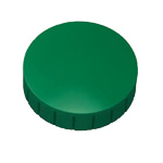 Round magnet 38 mm - 2 pcs green