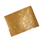 Two-color thermo sequins for sublimation