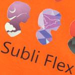 Subli Flex 202 foil - 10 sheets