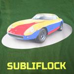 Fiber Plus film for sublimation - 10 sheets
