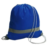 Reflective shoes bag with grey string for sublimation