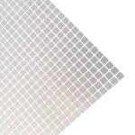 Pre-cut mosaic-shaped flex for sublimation - 10 sheets