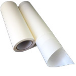 Application tape 502 with liner