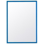 Magnetic pocket for documents A4 - blue