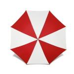 Double-colour automatic umbrella for sublimation