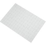 Magnetic puzzles for sublimation 63 elements (5 pcs)