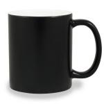 Matte color changing sublimation mug