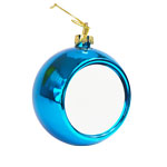 Christmas bauble for sublimation