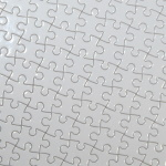 Puzzle for sublimation A3 - 252 elements