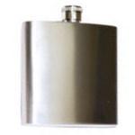 Metal flask for sublimation