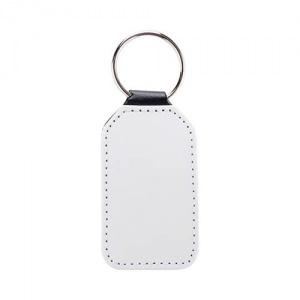 Sublimation keychain rectangle shape