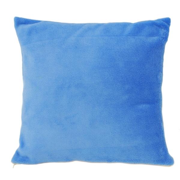 Two-colour plush slip for sublimation