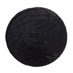 Round-shaped two-color thermo sequins for sublimation
