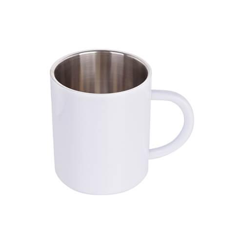 Metal sublimation mug